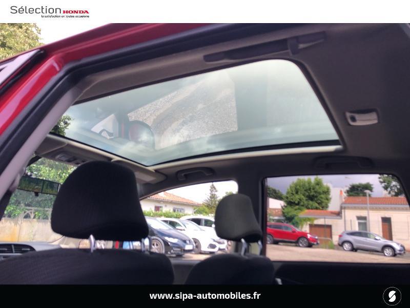 Honda Jazz 1.3 i-VTEC 88 Hybrid Luxury Rouge occasion à Le Bouscat - photo n°11