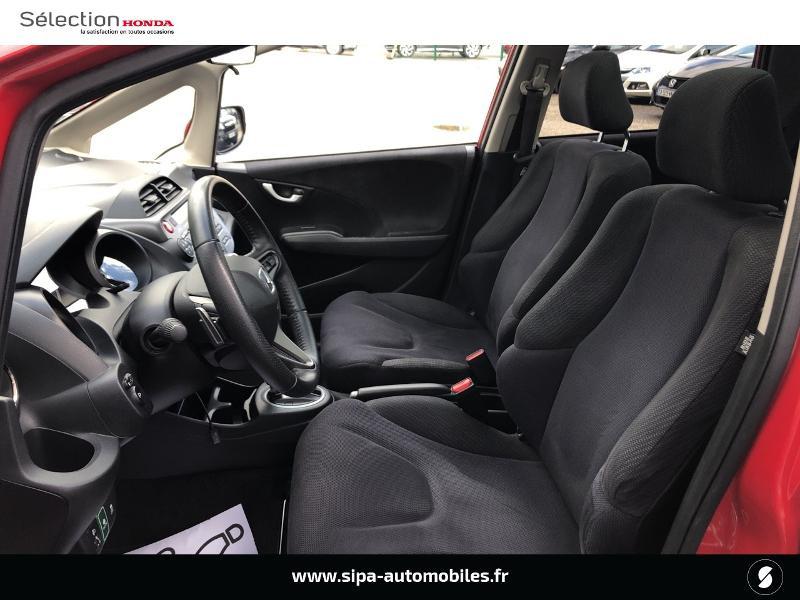 Honda Jazz 1.3 i-VTEC 88 Hybrid Luxury Rouge occasion à Le Bouscat - photo n°9