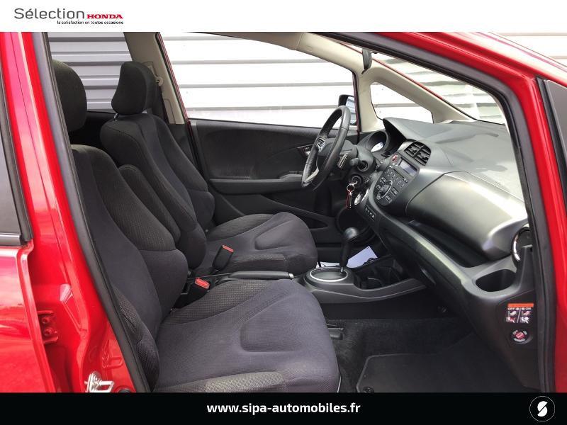 Honda Jazz 1.3 i-VTEC 88 Hybrid Luxury Rouge occasion à Le Bouscat - photo n°5