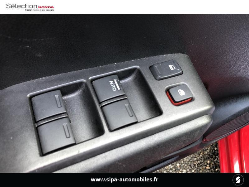 Honda Jazz 1.3 i-VTEC 88 Hybrid Luxury Rouge occasion à Le Bouscat - photo n°15