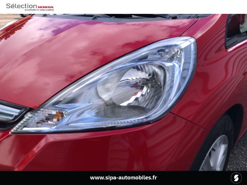 Honda Jazz 1.3 i-VTEC 88 Hybrid Luxury Rouge occasion à Le Bouscat - photo n°10