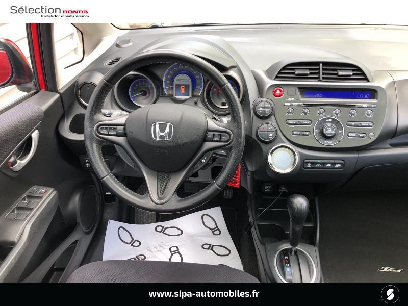 Honda Jazz 1.3 i-VTEC 88 Hybrid Luxury Rouge occasion à Le Bouscat - photo n°2