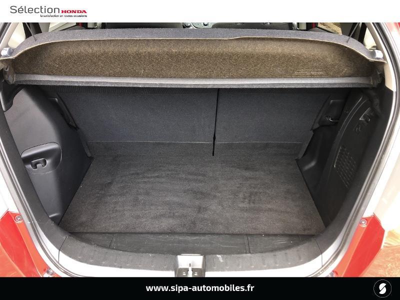 Honda Jazz 1.3 i-VTEC 88 Hybrid Luxury Rouge occasion à Le Bouscat - photo n°7