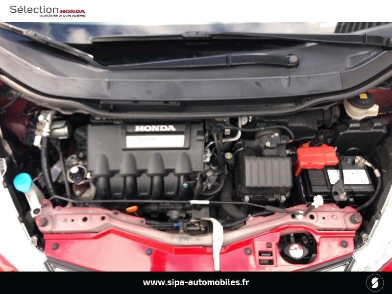 Honda Jazz 1.3 i-VTEC 88 Hybrid Luxury Rouge occasion à Le Bouscat - photo n°13