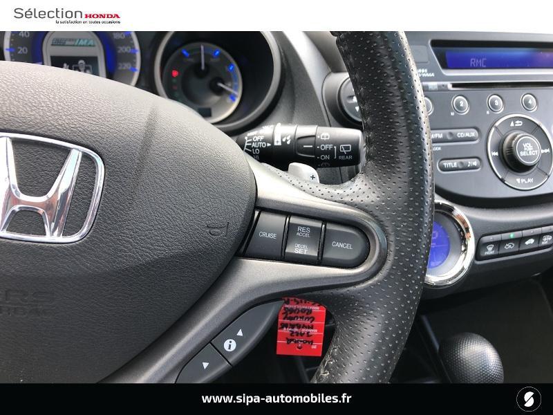 Honda Jazz 1.3 i-VTEC 88 Hybrid Luxury Rouge occasion à Le Bouscat - photo n°20