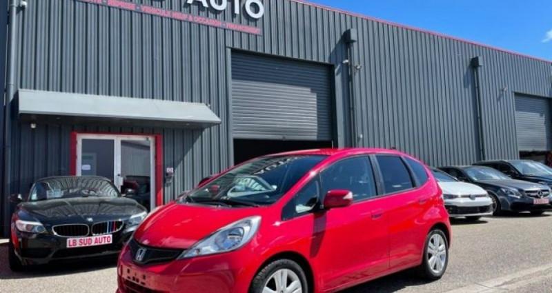 Honda Jazz 1.4 I-VTEC 100 ELEGANCE Rouge occasion à ORANGE