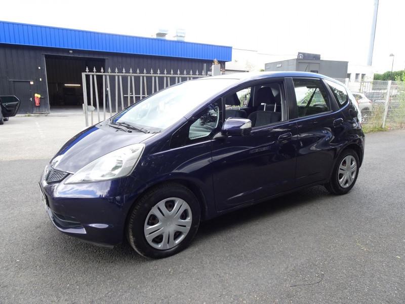 Honda Jazz 1.4 I-VTEC ELEGANCE I-SHIFT Bleu occasion à Chilly-Mazarin