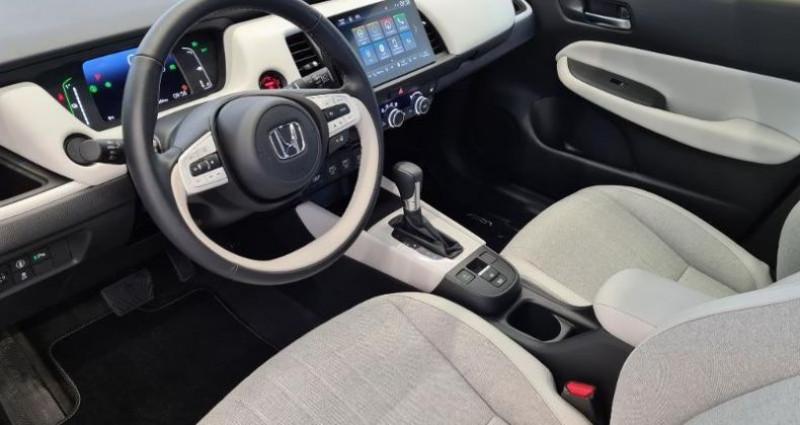 Honda Jazz 1.5 i-MMD 109ch Exclusive Gris occasion à TOURLAVILLE - photo n°7