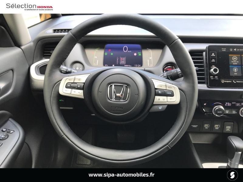 Honda Jazz 1.5 i-MMD 109ch Exclusive Rouge occasion à Le Bouscat - photo n°11