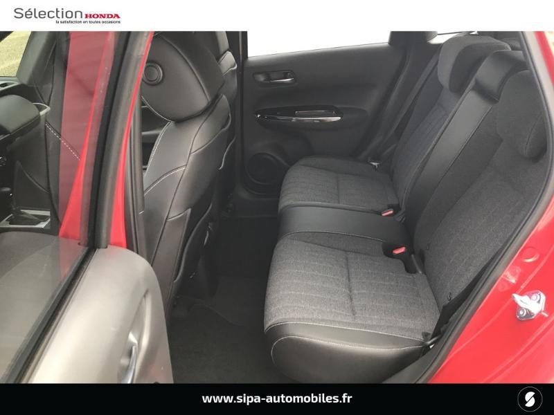 Honda Jazz 1.5 i-MMD 109ch Exclusive Rouge occasion à Le Bouscat - photo n°6