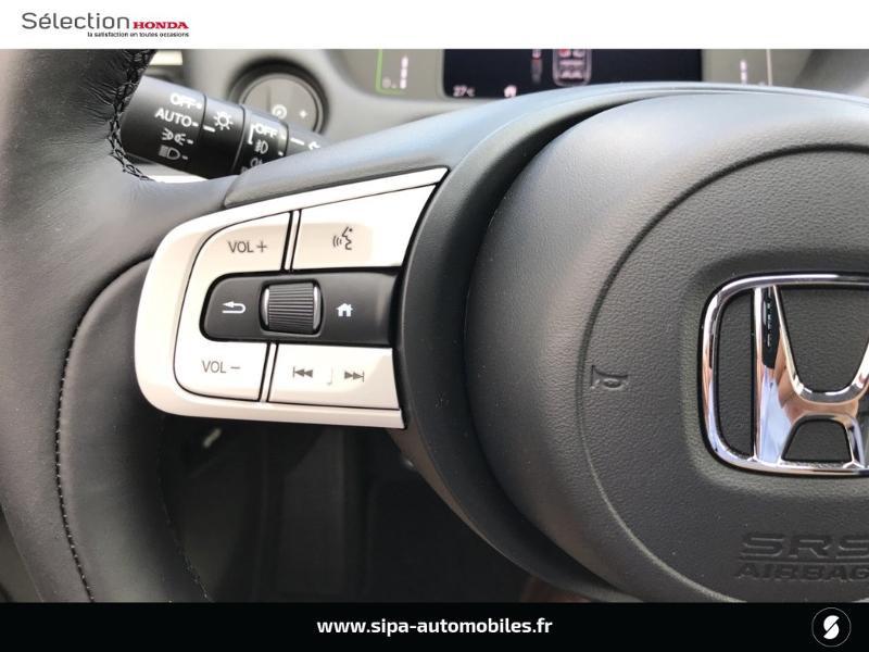Honda Jazz 1.5 i-MMD 109ch Exclusive Rouge occasion à Le Bouscat - photo n°15