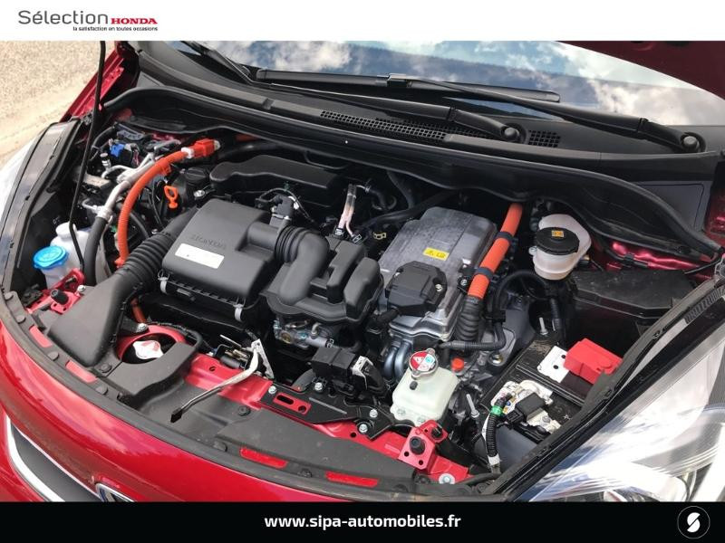 Honda Jazz 1.5 i-MMD 109ch Exclusive Rouge occasion à Le Bouscat - photo n°10