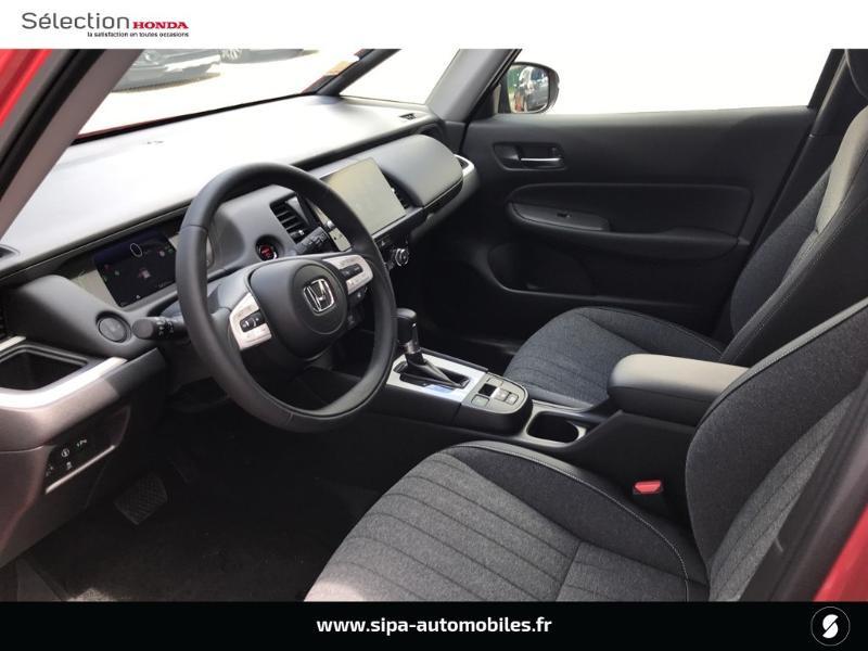 Honda Jazz 1.5 i-MMD 109ch Exclusive Rouge occasion à Le Bouscat - photo n°5