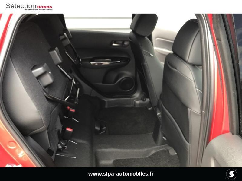 Honda Jazz 1.5 i-MMD 109ch Exclusive Rouge occasion à Le Bouscat - photo n°7