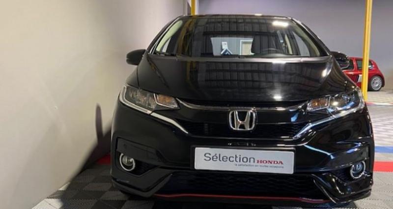 Honda Jazz 1.5 i-VTEC 130ch Dynamic Euro6d-T Noir occasion à Saint Etienne - photo n°2