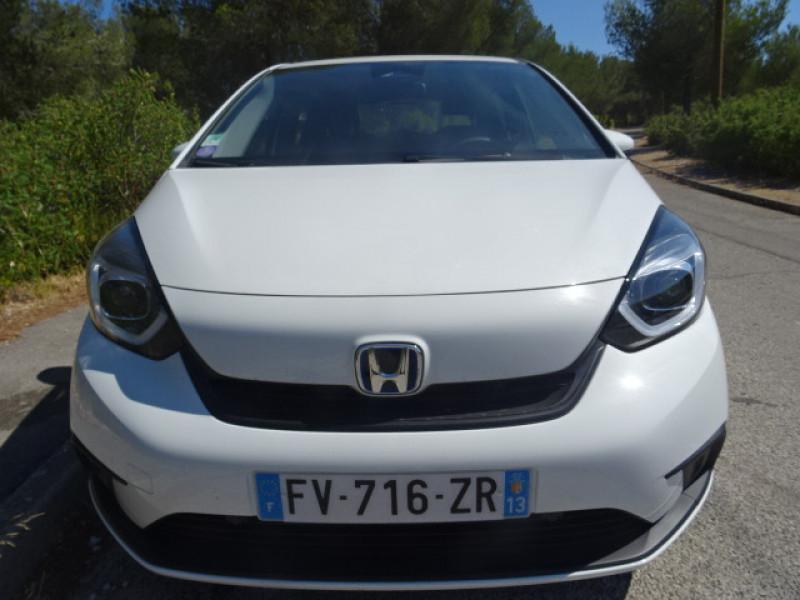 Honda Jazz 2020 Blanc occasion à Marseille - photo n°3