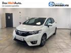 Honda Jazz Jazz 1.3 i-VTEC Exclusive Navi CVT 5p Blanc à Seyssinet-Pariset 38