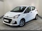 Hyundai i10 1.0 66 BVM5 Initia Blanc à SAINT-LO 50
