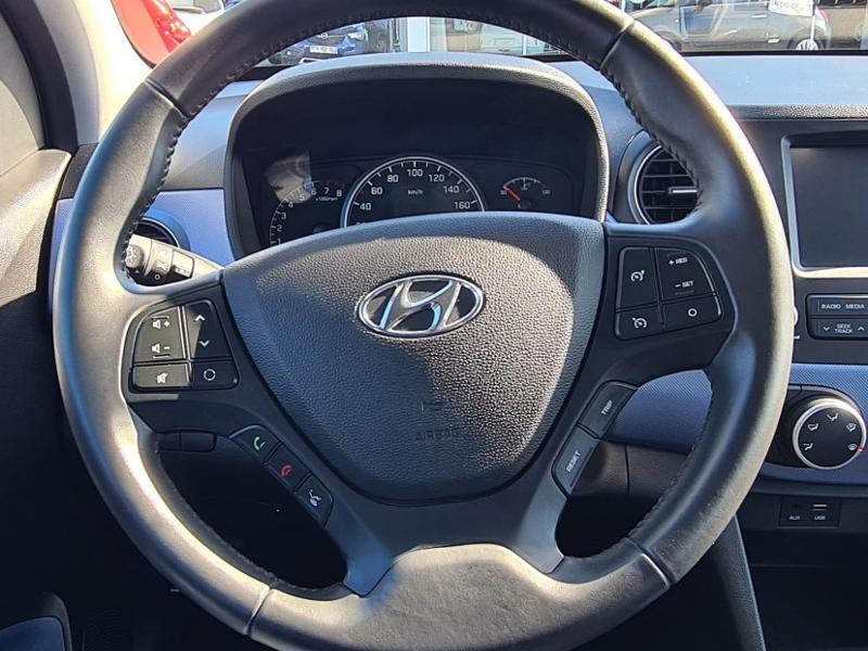 Hyundai i10 1.0 66ch Intuitive Euro6d-Temp Noir occasion à Corbeil-Essonnes - photo n°19