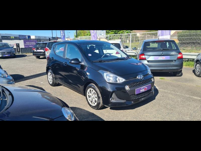 Hyundai i10 1.0 66ch Intuitive Euro6d-Temp Noir occasion à Corbeil-Essonnes
