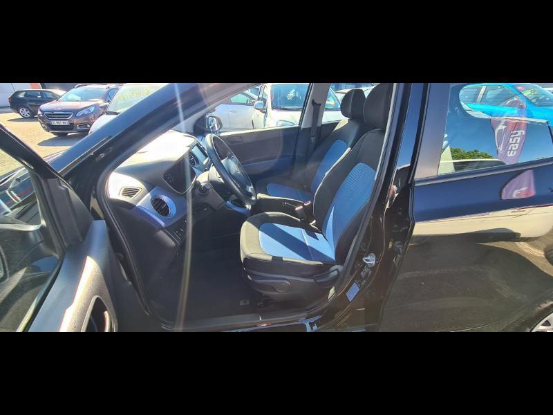 Hyundai i10 1.0 66ch Intuitive Euro6d-Temp Noir occasion à Corbeil-Essonnes - photo n°20