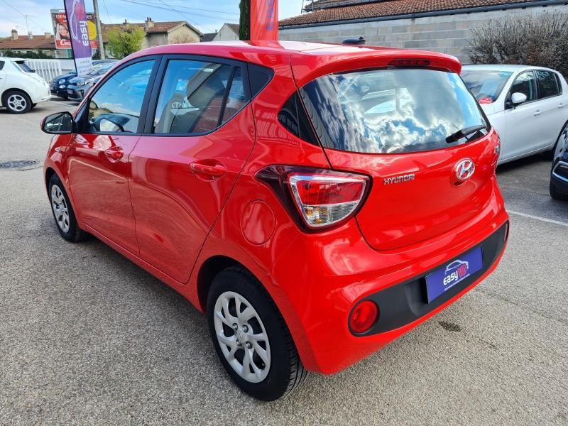 Hyundai i10 1.0 66ch Intuitive Rouge occasion à Auxerre - photo n°15