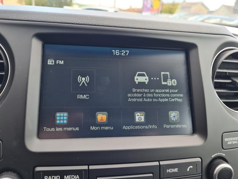 Hyundai i10 1.0 66ch Intuitive Rouge occasion à Auxerre - photo n°3