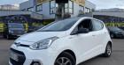 Hyundai i10 1.0 66CH PACK SENSATION Blanc à VOREPPE 38