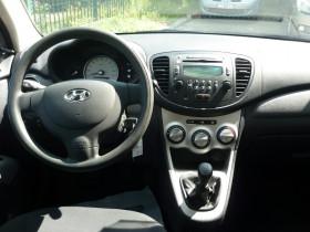 Hyundai i10 1.1 PACK CONFORT Gris occasion à Toulouse - photo n°5
