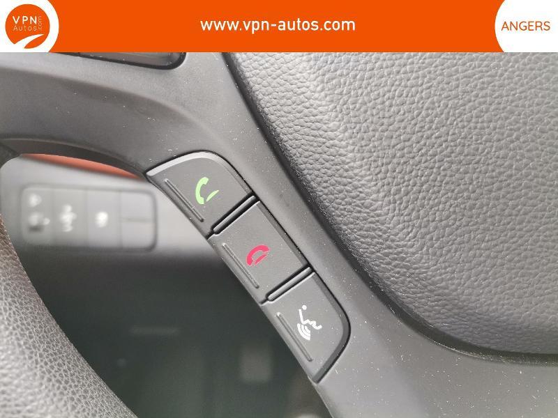 Hyundai i10 1.2 87ch Intuitive Gris occasion à Angers - photo n°13