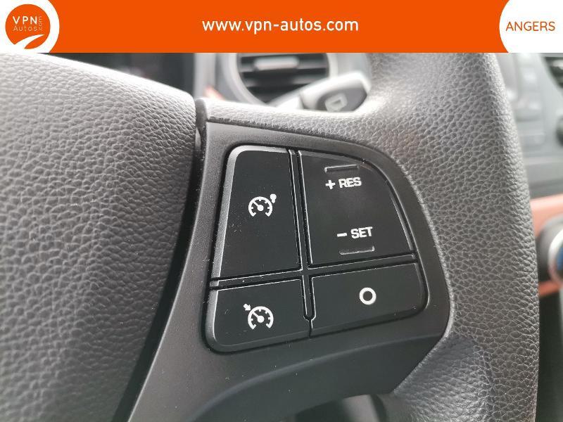 Hyundai i10 1.2 87ch Intuitive Gris occasion à Angers - photo n°15