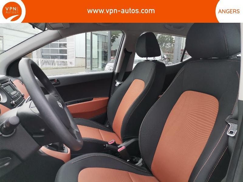 Hyundai i10 1.2 87ch Intuitive Gris occasion à Angers - photo n°9