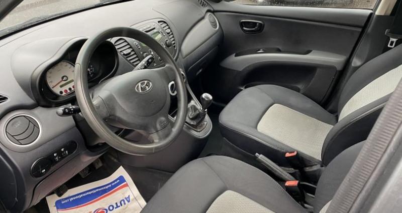 Hyundai i10 1.2 PACK CLIM Gris occasion à VOREPPE - photo n°3