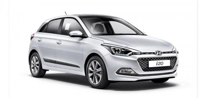 Hyundai i20 1.0 T-GDi 100 Active Blanc occasion à LA QUEUE-EN-BRIE