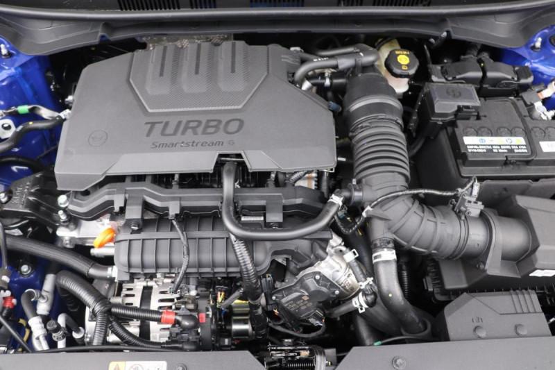 Hyundai i20 1.0 T-GDi 100 Intuitive Bleu occasion à Tourville-la-Rivière - photo n°13