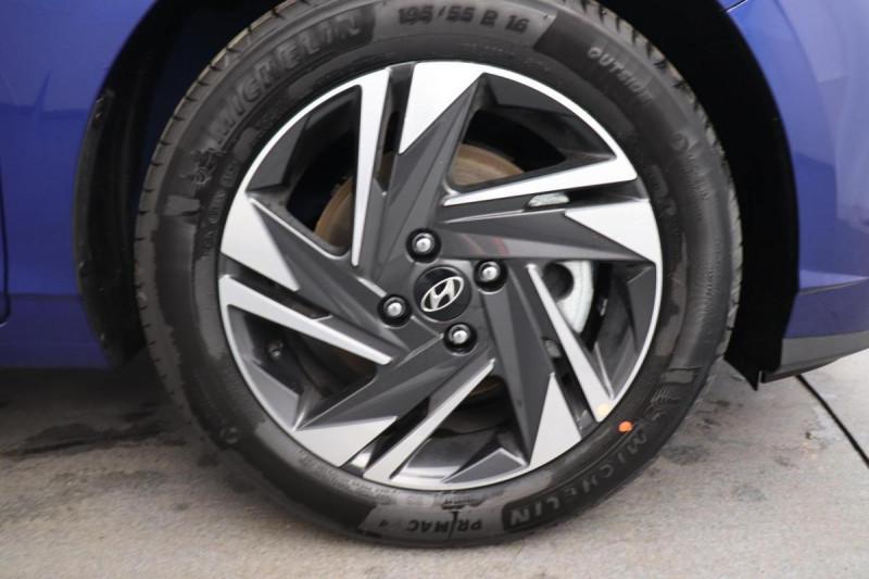 Hyundai i20 1.0 T-GDi 100 Intuitive Bleu occasion à Tourville-la-Rivière - photo n°8