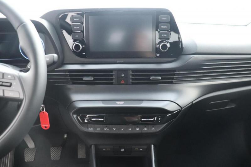 Hyundai i20 1.0 T-GDi 100 Intuitive Bleu occasion à Tourville-la-Rivière - photo n°11