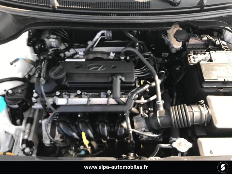 Hyundai i20 1.2 75 Edition #Clim Blanc occasion à La Teste-de-Buch - photo n°12