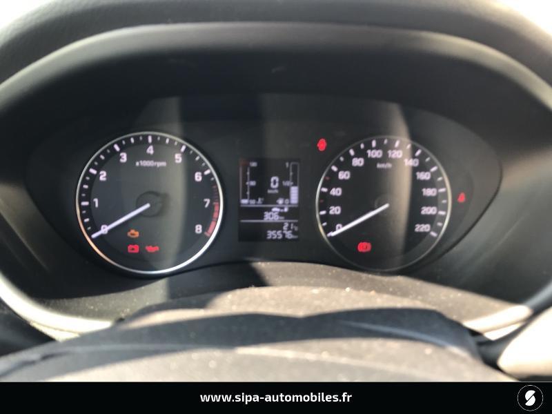 Hyundai i20 1.2 75 Edition #Clim Blanc occasion à La Teste-de-Buch - photo n°10