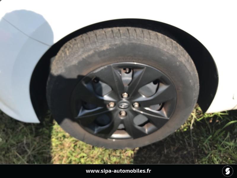 Hyundai i20 1.2 75 Edition #Clim Blanc occasion à La Teste-de-Buch - photo n°7