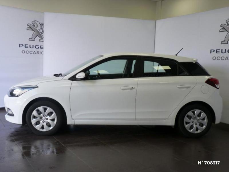 Hyundai i20 1.2 75 Edition #Clim Gris occasion à Villeparisis - photo n°7