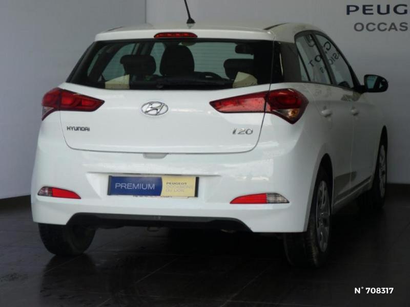 Hyundai i20 1.2 75 Edition #Clim Gris occasion à Villeparisis - photo n°6
