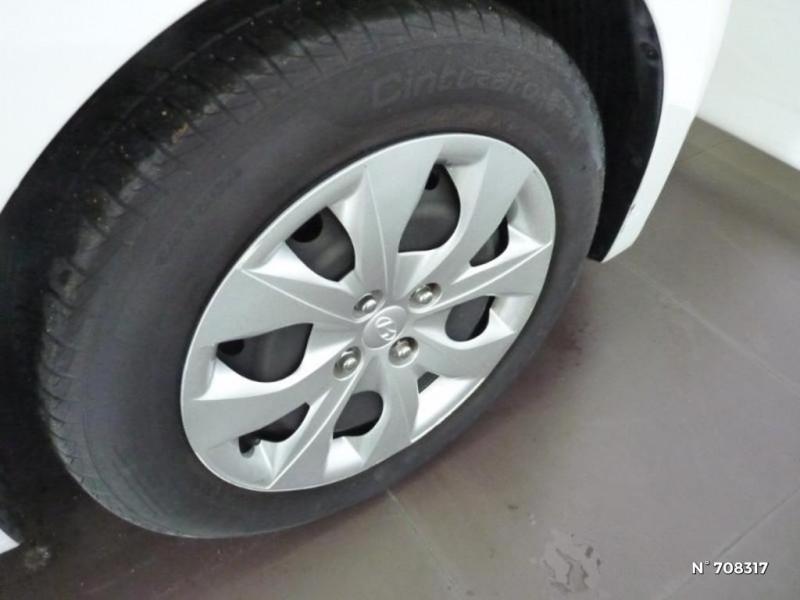 Hyundai i20 1.2 75 Edition #Clim Gris occasion à Villeparisis - photo n°11