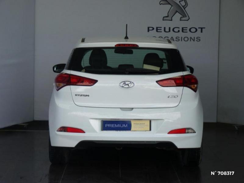 Hyundai i20 1.2 75 Edition #Clim Gris occasion à Villeparisis - photo n°5