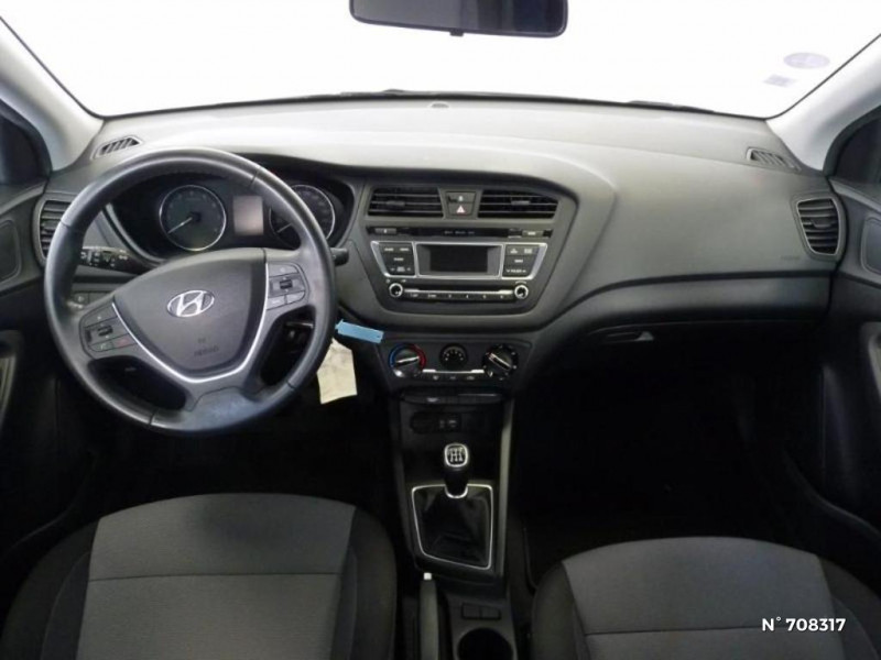 Hyundai i20 1.2 75 Edition #Clim Gris occasion à Villeparisis - photo n°13