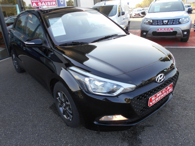 Hyundai i20 1.2 75 Initia  occasion à Bessières - photo n°3