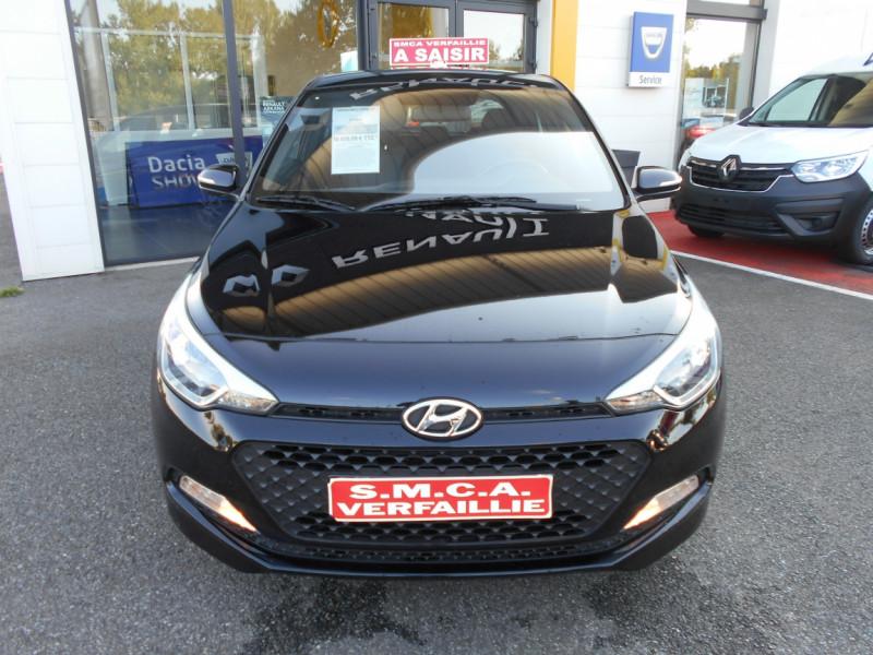 Hyundai i20 1.2 75 Initia  occasion à Bessières - photo n°4