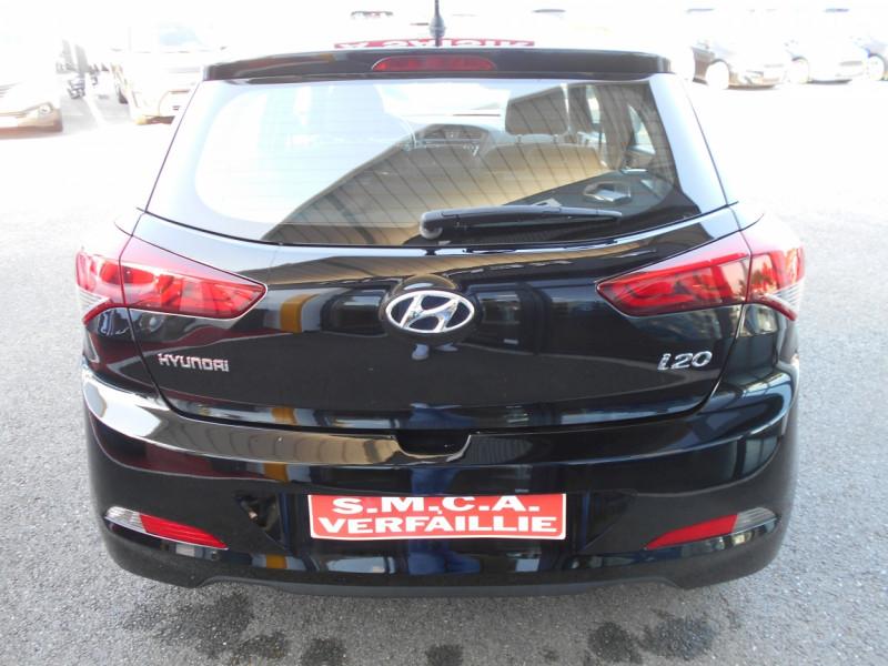 Hyundai i20 1.2 75 Initia  occasion à Bessières - photo n°8