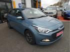Hyundai i20 1.2 75 Initia Bleu à Bessières 31