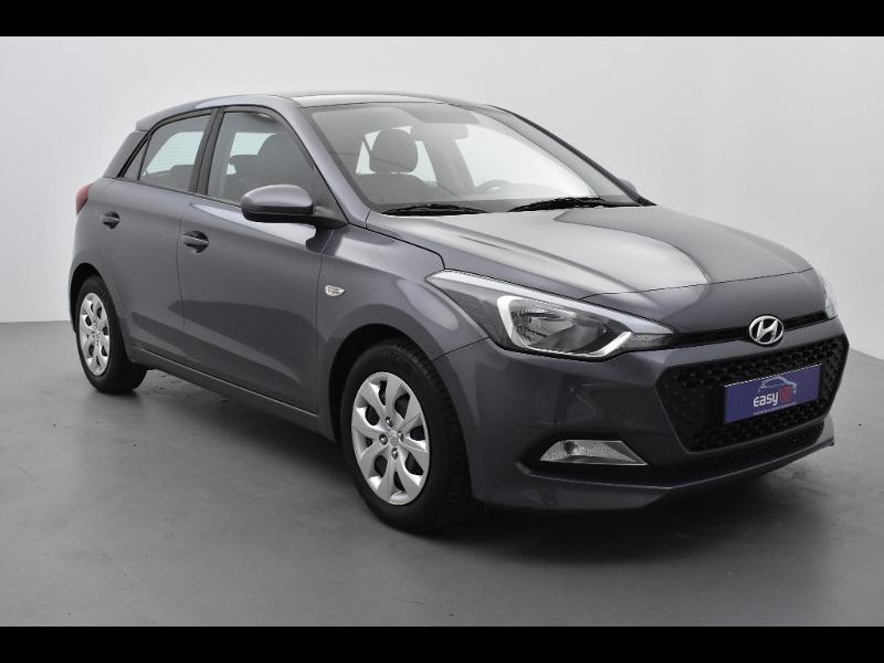 Hyundai i20 1.2 75ch Initia Gris occasion à Jaux